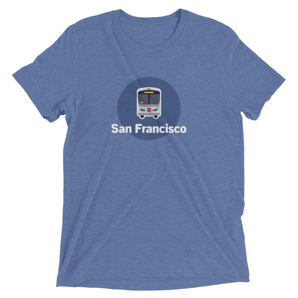 San Francisco Bus Shirt