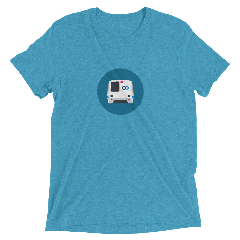 "BART ""A"" Car Shirt"