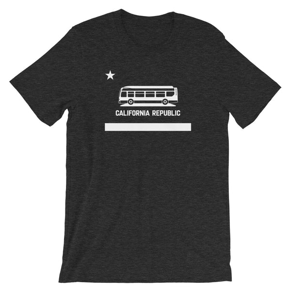California Republic Bus Shirt