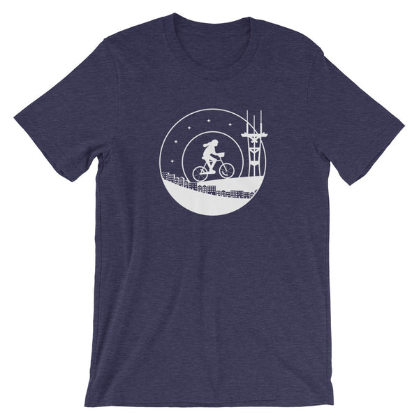 Bike & Sutro Tower Shirt