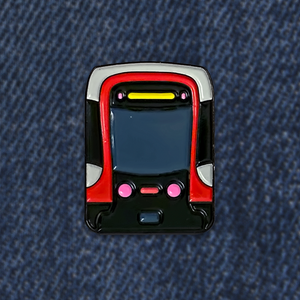 San Francisco (New) Muni Metro Enamel Pin