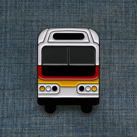 Retro SF Bus Pin