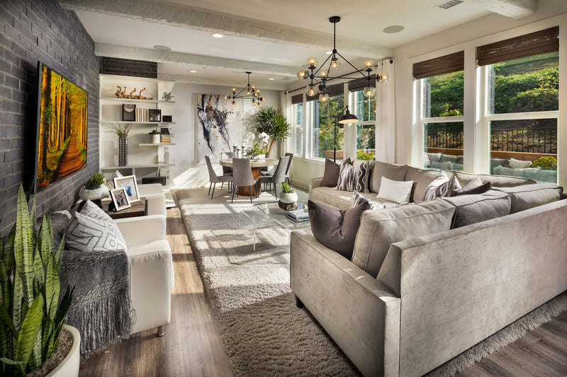 Interior Design Model Home Style Decorating