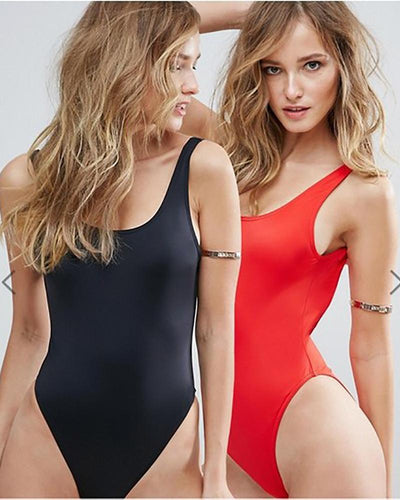 BEACHIN' One-Piece Swimsuit