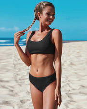 Better By The Sea 2 Piece Ribbed Bikini
