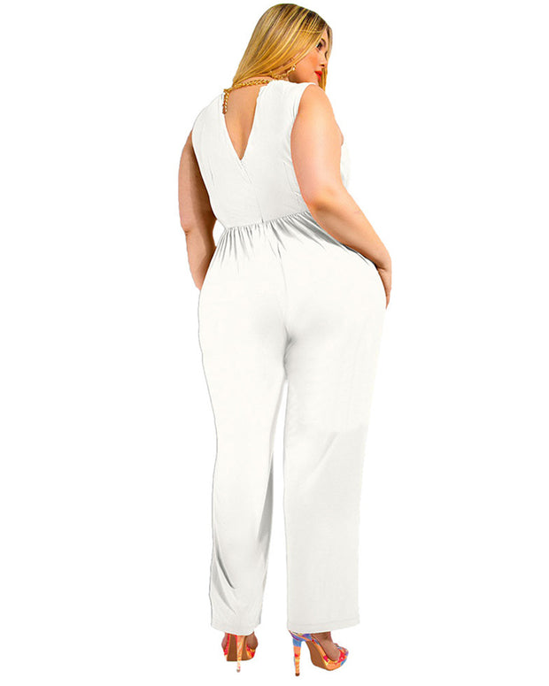 Winsome Lady Plus Size Jumpsuits