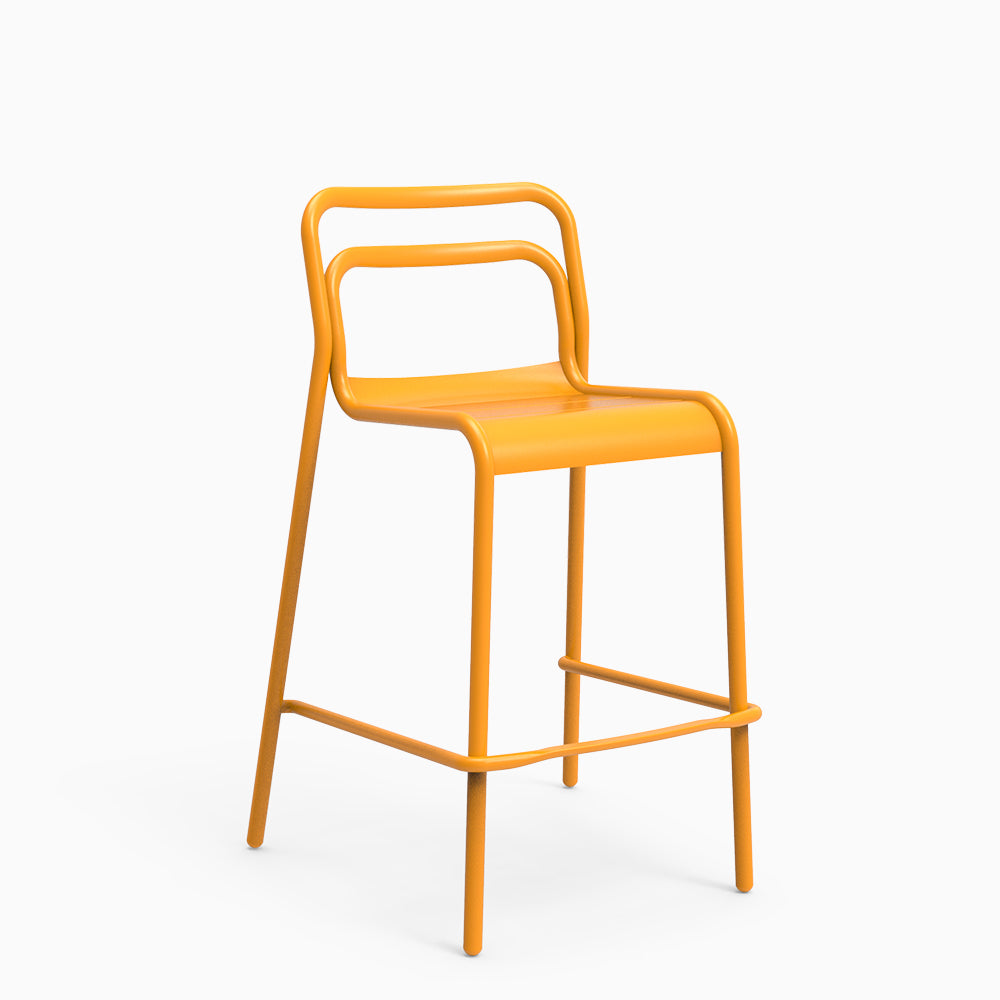 Madison M1304-DB | Stool - ZANETI - colourful outdoor furniture, for the modern home or Hospitality venue