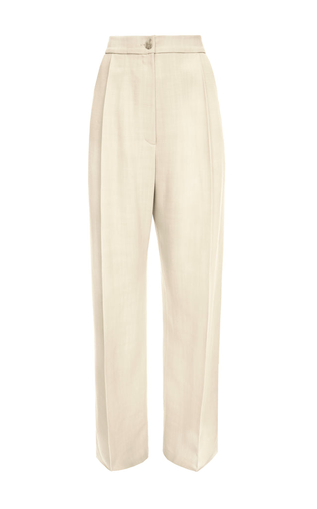 Viscose trousers