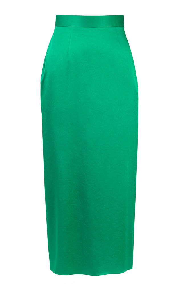 Statement Midi Skirt