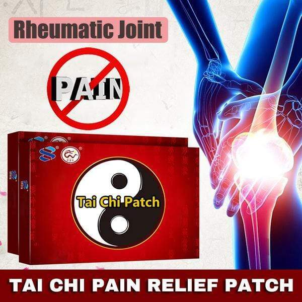 Tai Chi Magnetic therapy Pain Relief Patch - getanne