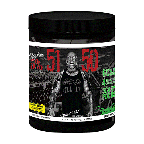 51/50 Pre-Workout - Rich Piana