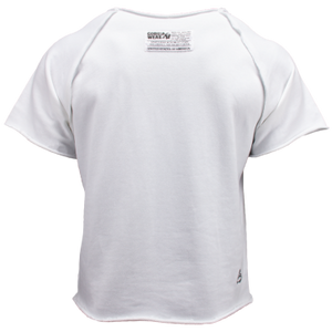 Classic Work Out Top White