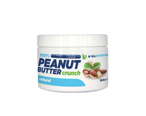 100% Peanut Butter Crunch