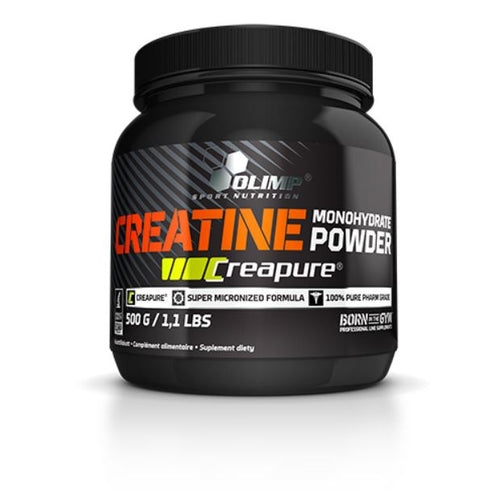 Creatine Monohydrate Powder Creapure