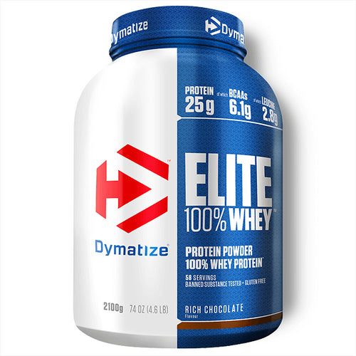 Elite 100% Whey Dymatize