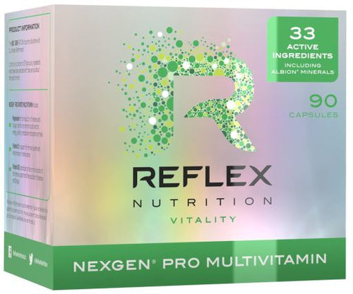 Reflex Nutrition Nexgen Multivitamin