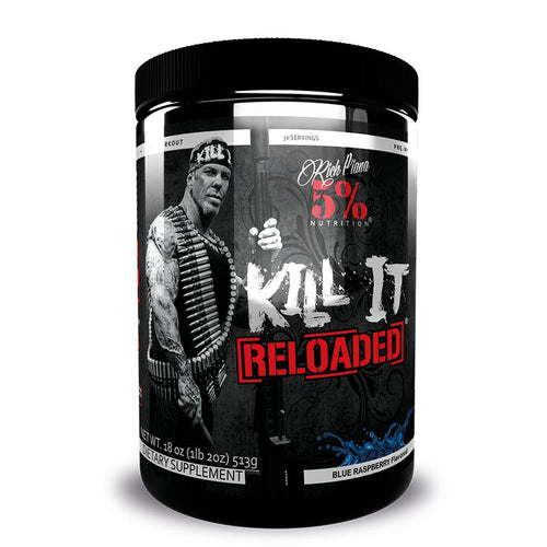 Rich Piana KILL IT Reloaded Pre Workout 513g