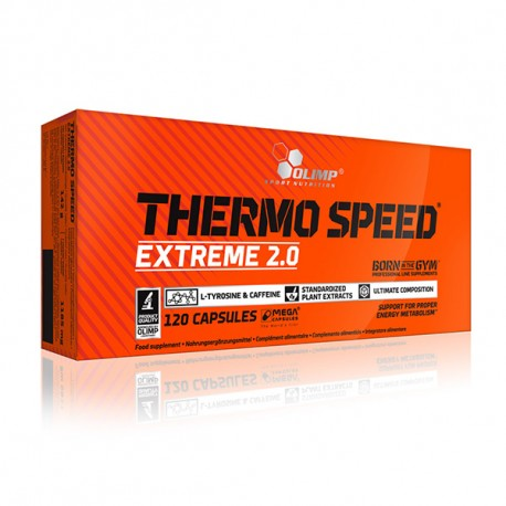 THERMO SPEED| WEST COAST NUTRTION PROTEINES LANDES
