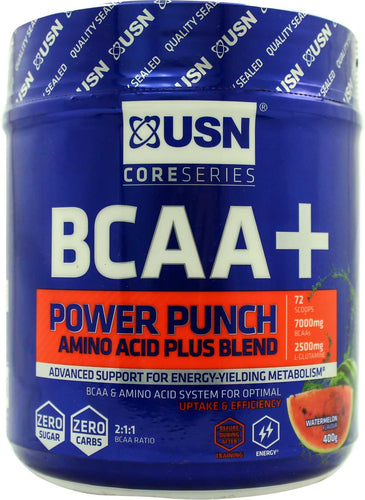 USN BCAA+ Power Punch 400g