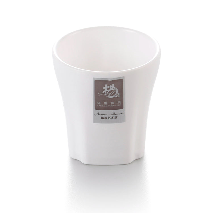 2.75 Inch Anti Slip White Melamine Party Cup 885GC