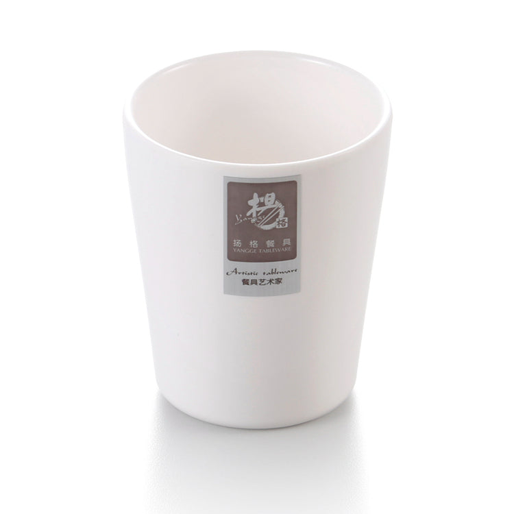 3 Inch White Small Melamine Juice Cup C19GC