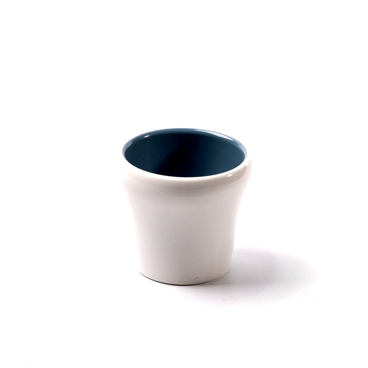 3.1 Inch Japanese Blue and White Drink Cup 25045LBSS