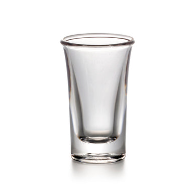 30ml Transparent PC Double Wall Plastic Cup YG8866TM