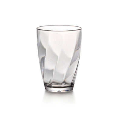 350ml Transparent PC Water Drinking Cup YG9529TM
