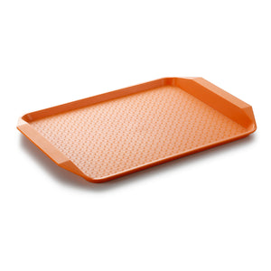 43X30cm Non Slip Full Colors Rectangle Fast Food Serving Trays JB803TPBS