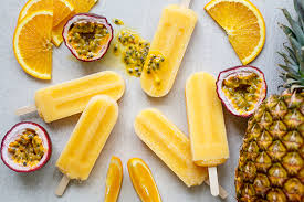 Granadilla Ice Lolly