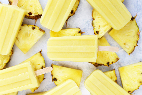 Pineapple Lolly