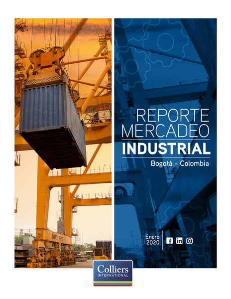Reporte Free Industrial Bogotá Q4 2019 | Colliers International