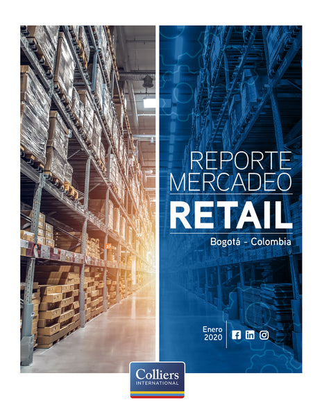Reporte Free Retail Medellín Q4 2019 | Colliers International
