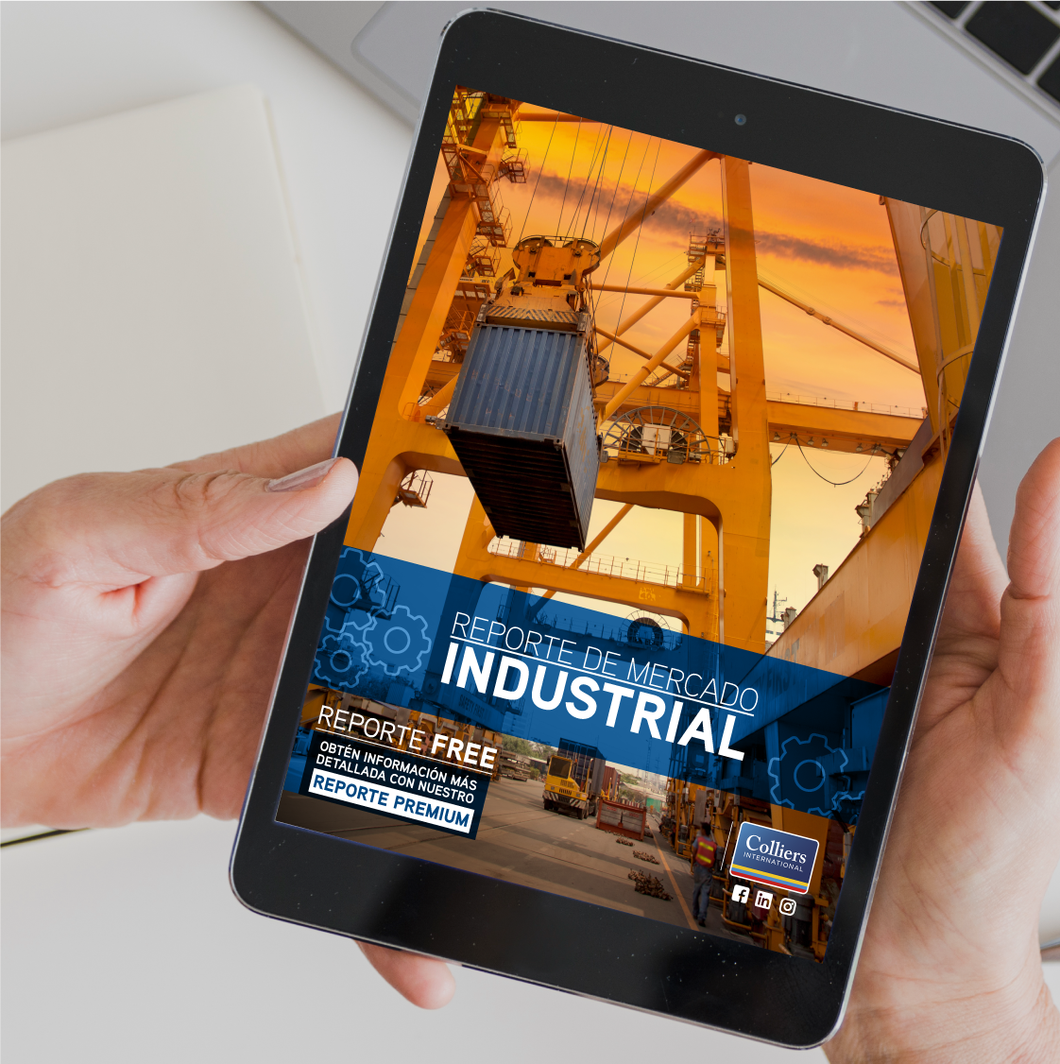 Reporte Colliers Cali Industrial Q4 2019 | Basic