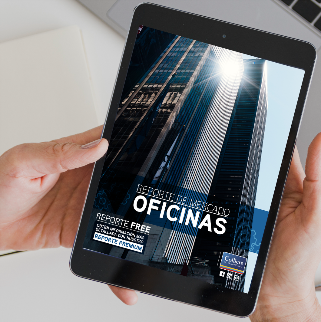 Reporte Colliers Medellín Oficinas Q1 2020 | Basic