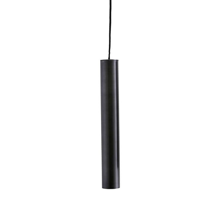 Lampe Pin | Antik Sort | 35 cm