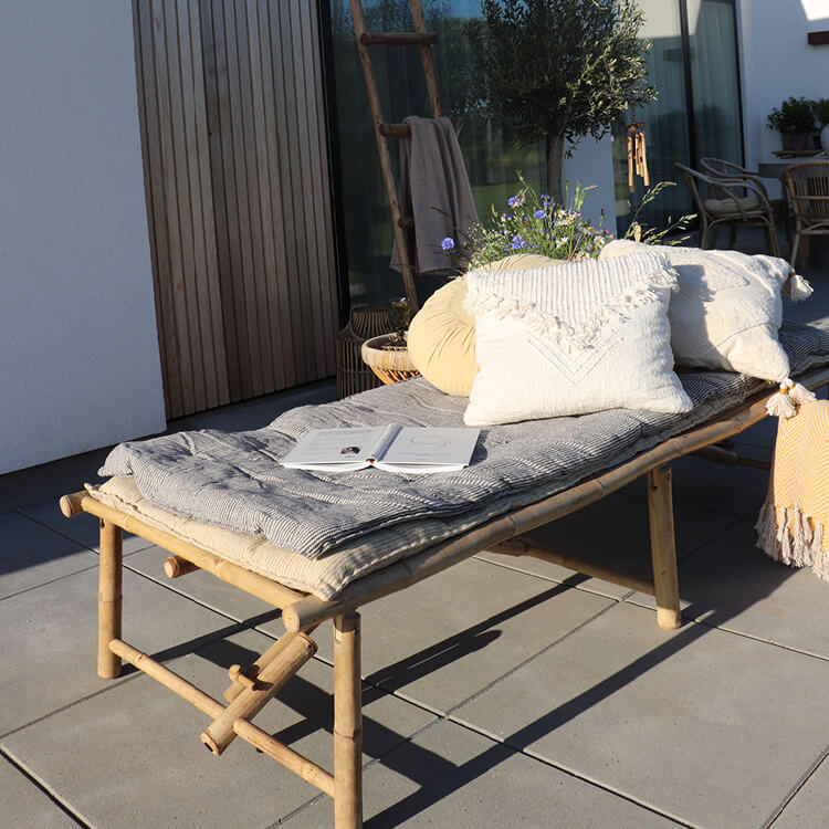 Daybed | Bambus | 190 cm