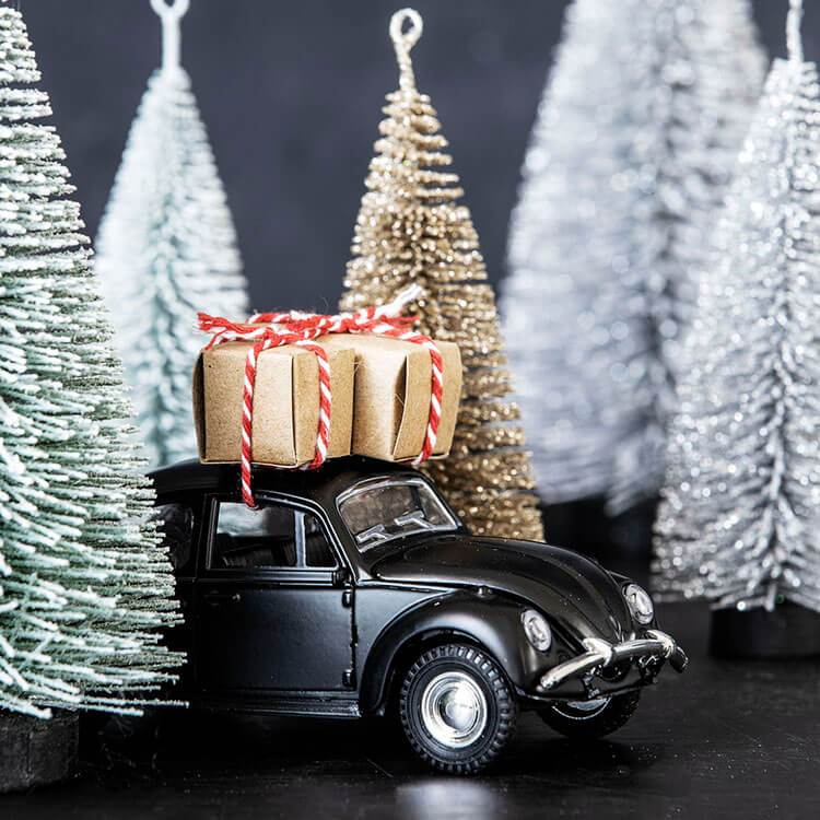 Decor - Xmas Car | Sort