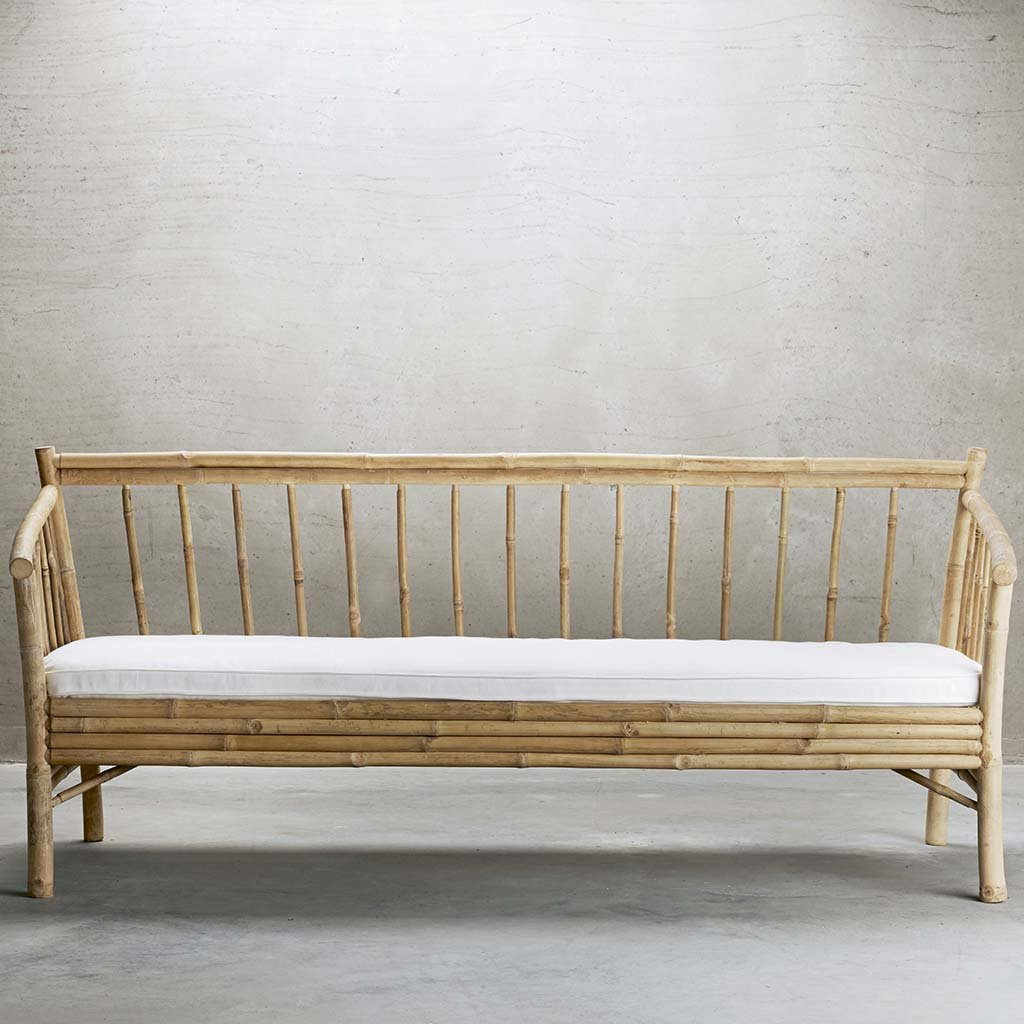 Loungemøbler - NEW Loungesofa - Bambus