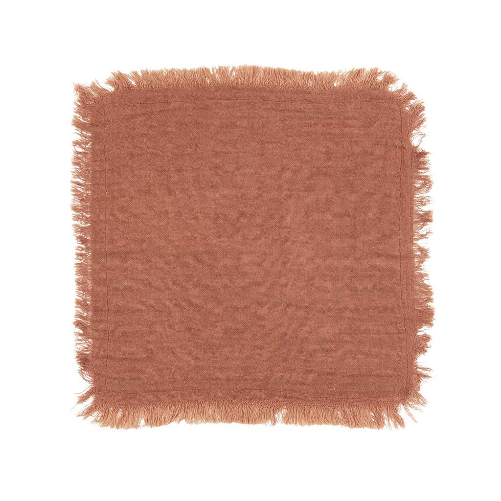 Servietter - Stofserviet - Rustic Brown