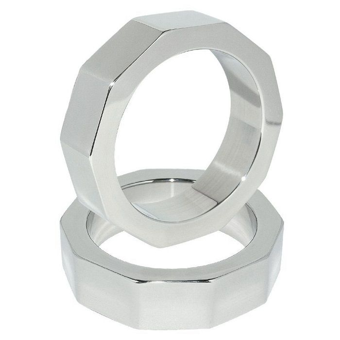 Metalhard anillo pene y testiculos nut 50mm