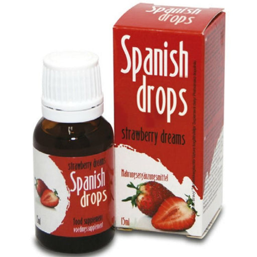 Spanish fly strawberry dreams