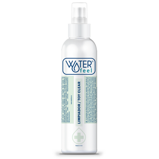 Waterfeel limpiador juguetes sterile 150 ml