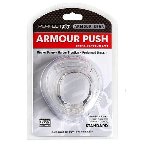 Perfecfit armour push - transparente