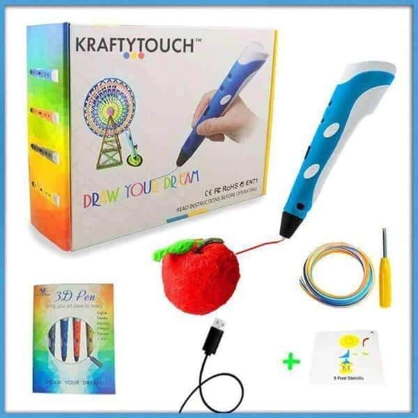 3d printing pen for kids and adults