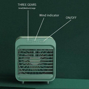 air conditioner fan cooler