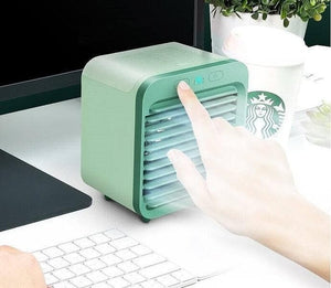 desk air conditioner fan cooler