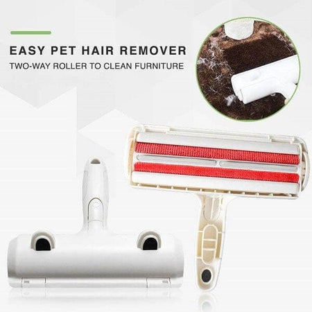 Easy Pet Hair Remover Roller Large Storage Box For Cat Hair