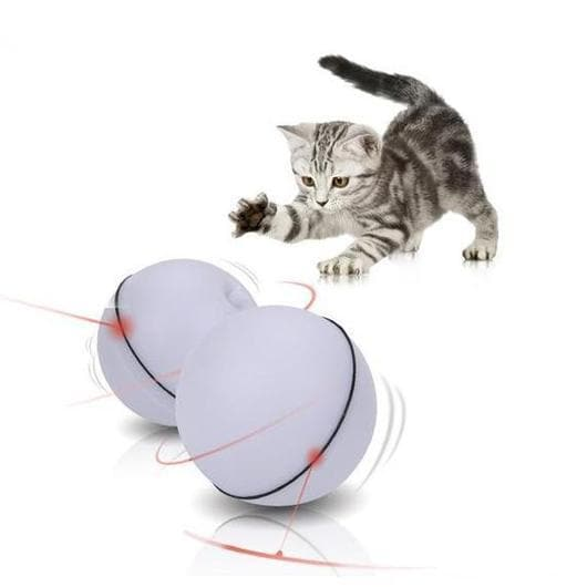 LED Magic Laser Ball Interactive Cat Toys