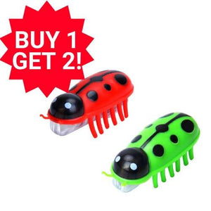 robot bug toy for cats buy one get one free